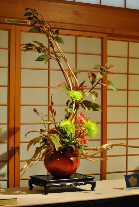 Hoa Cuc va Nghe thuat Ikebana (152)